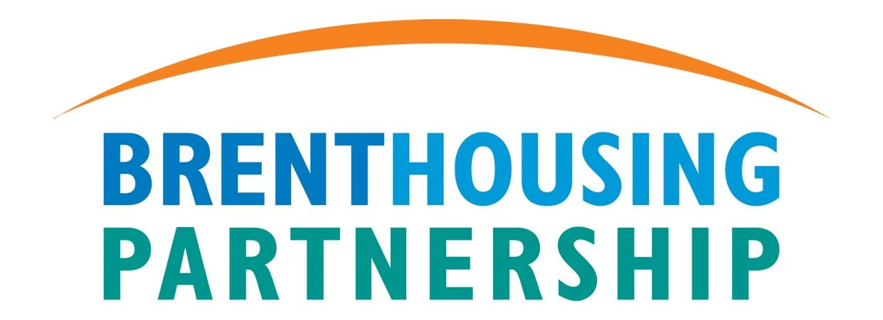 brent housing partnership logo