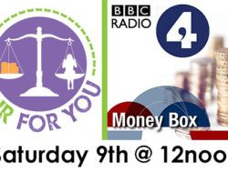 fair for you money box radio